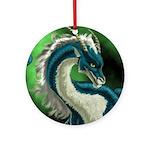 Luuko Dimar Dragon Ornament (Round)