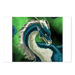 Luuko Dimar Dragon Postcards (Package of 8)