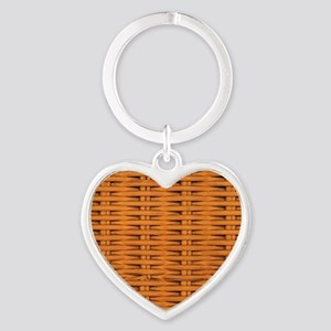 Bamboo Weave Keychains