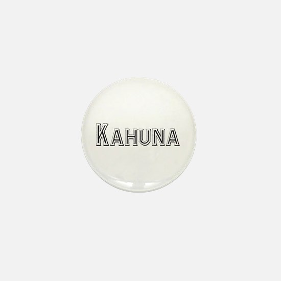 Kahuna Mini Button