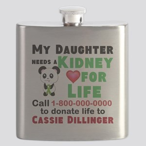 Personalize, Kidney Donation Flask