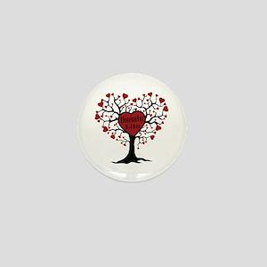 Donate Life Tree Mini Button