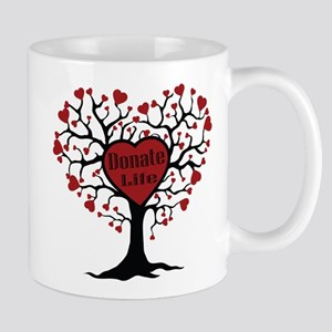Donate Life Tree Mug