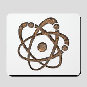 Iron Oxide Atom Mousepad
