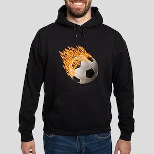HOT Soccer Hoodie (dark)