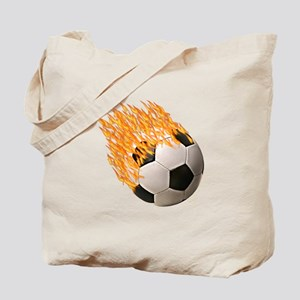 HOT Soccer Tote Bag