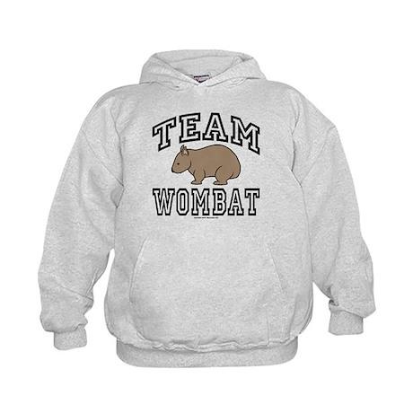 Kid's Team Wombat Hoodie