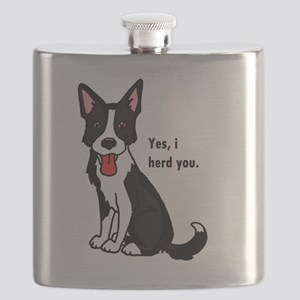 Border Collie -yes, i herd you Flask
