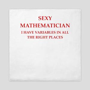 mathematician Queen Duvet