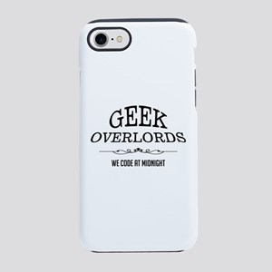 Geek Overlords iPhone 8/7 Tough Case