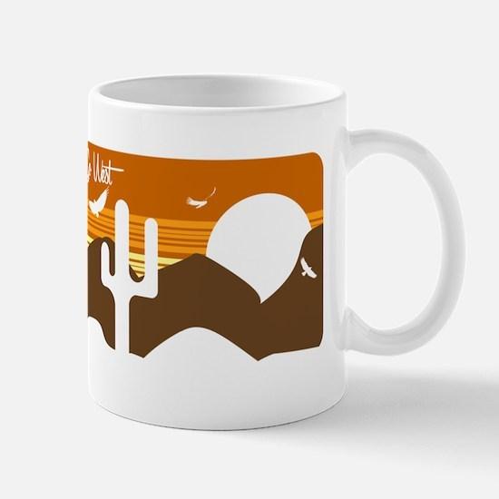 Go West Mugs