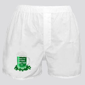 MARCH 18TH Boxer Shorts