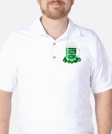 MARCH 18TH Golf Shirt