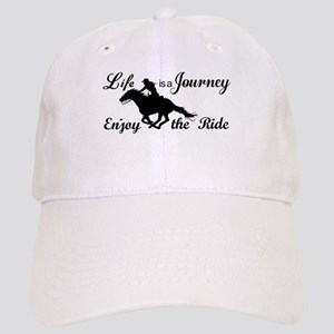 Life is a Journey, Enjoy the Ride Cap