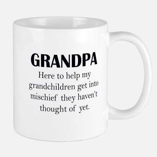 Cute Proud grandpa Mug