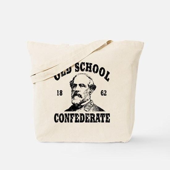 Confederate Distressed Tote Bag