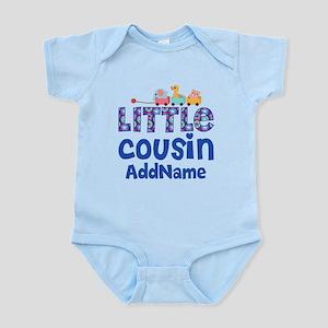 Personalized Little Cousin Infant Bodysuit