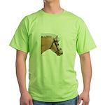 Draft Head Green T-Shirt