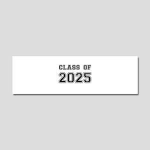 Class of 2025 Car Magnet 10 x 3