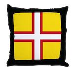 Dorset Flag Throw Pillow