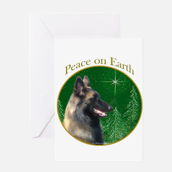 Terv Peace Greeting Card