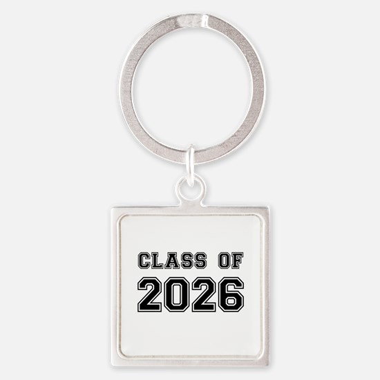 Class of 2026 Keychains