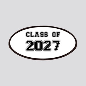 Class of 2027 Patch