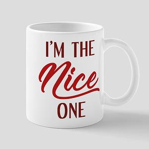 I'm The Nice One Mug