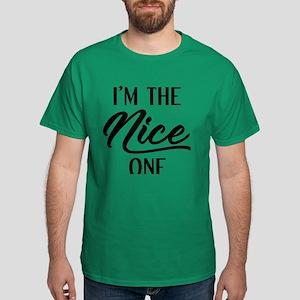 I'm The Nice One Dark T-Shirt