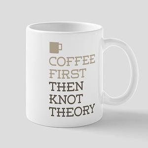 Coffee Then Knot Theory Mugs