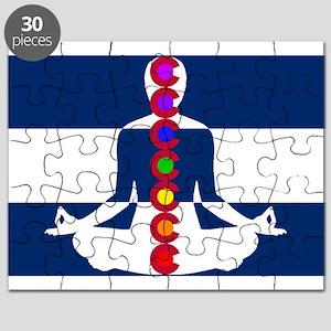 Colorado Chakra Meditation Puzzle