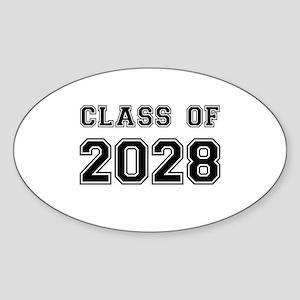 Class of 2028 Sticker