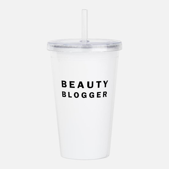 Blogger Acrylic Double-wall Tumbler