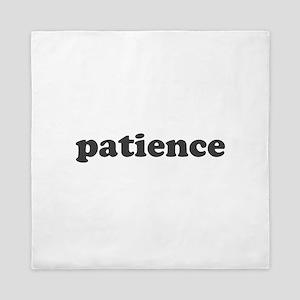 Patience Queen Duvet