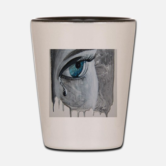 Angel's Tear Shot Glass