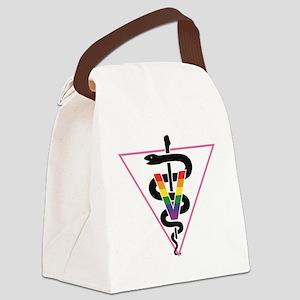 LGVMA Logo Canvas Lunch Bag