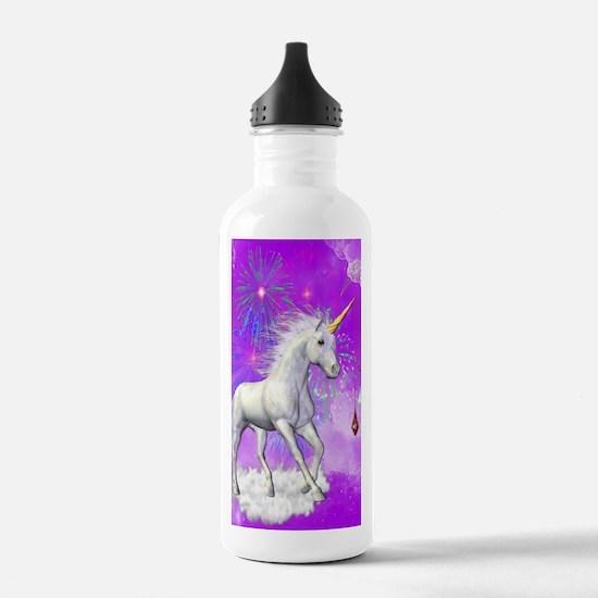 Unique Gem Water Bottle
