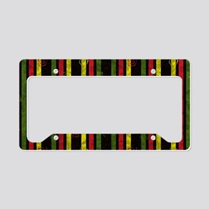 Mexican Mischief License Plate Holder