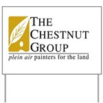 Chestnut Yard Sign