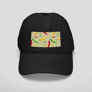 Raining Peppers Black Cap