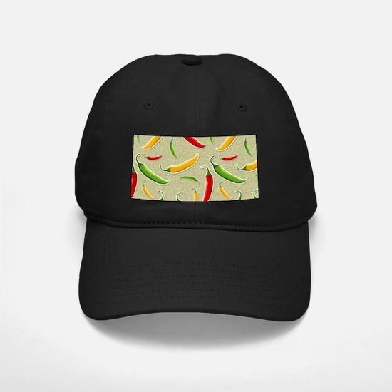 Raining Peppers Baseball Hat