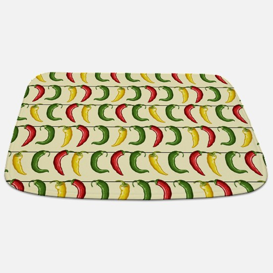 String of Chilies Bathmat