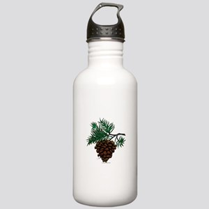 NEW! Fir Limb Stainless Water Bottle 1.0L