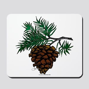 NEW! Fir Limb Mousepad