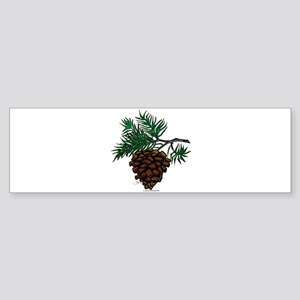 NEW! Fir Limb Sticker (Bumper)