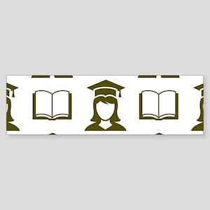 Graduating Class Sticker (Bumper)