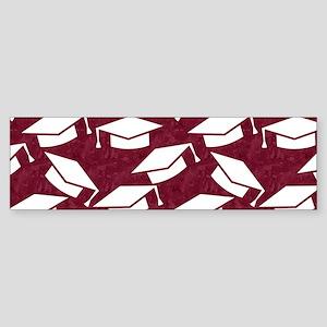 graduate Sticker (Bumper)