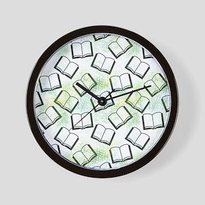 Shaded Study Wall Clock