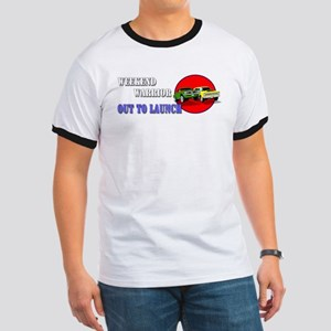 Out to Launch - Weekend Warrior T-Shirt