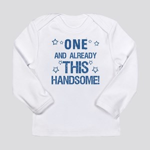 Cool 1st Birthday Long Sleeve T-Shirt